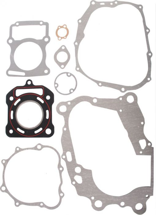 Gasket Set - 8pc, 250cc, Water Cooled Top and Bottom End