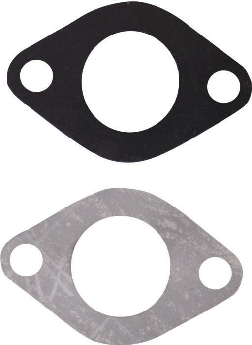 Intake Gasket Set - 23mm (2pcs)