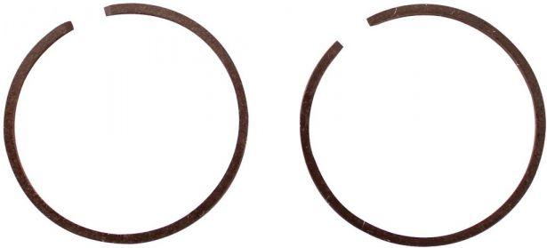Piston Rings - 49cc, 44mm (2pcs)