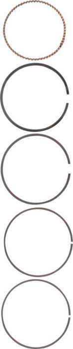 Piston Rings - 150cc, 57.4mm, GY6 (5pcs)