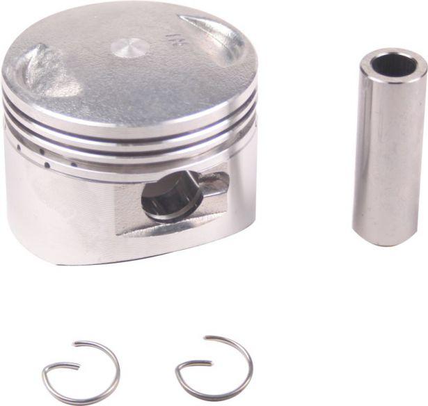 Piston and Ring Set - 125cc to 140cc, 55mm, 15mm (9pcs)