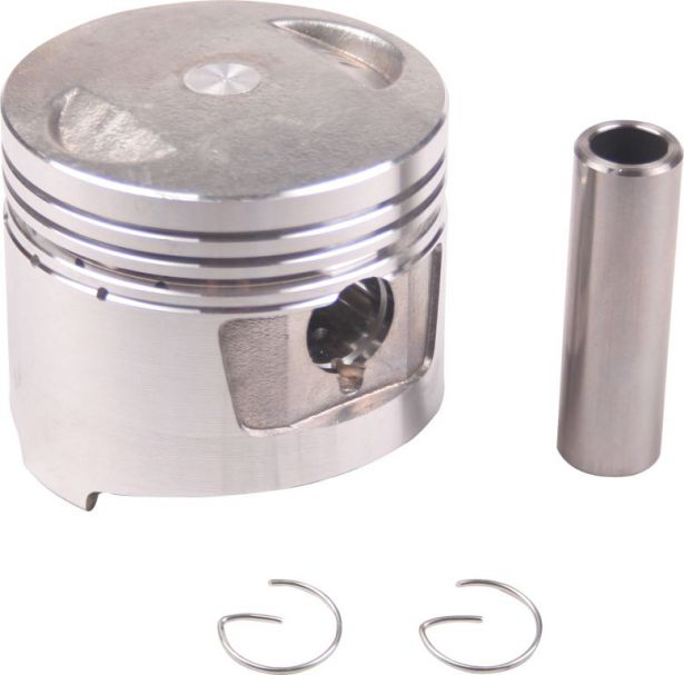 Piston and Ring Set - 150cc, 62mm, 15mm (9pcs)