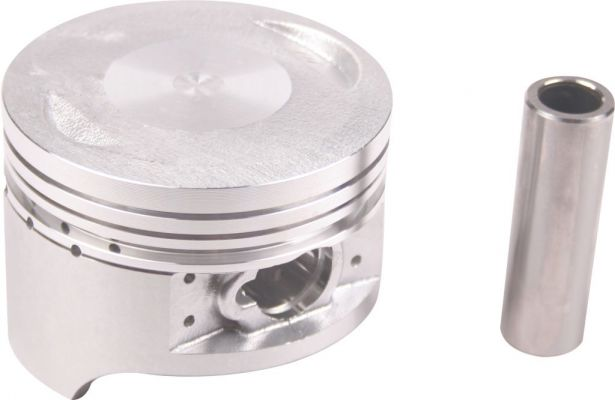 Piston Set - 200cc, 63.5mm, 15mm (4pcs)