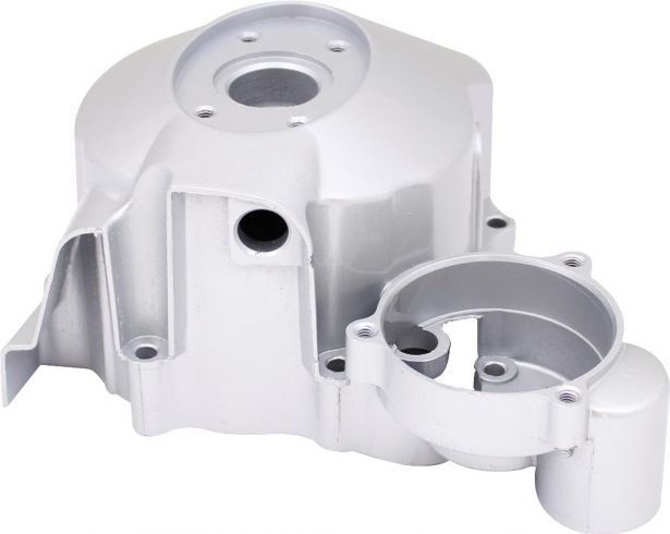 Engine Cover - 125cc to 250cc, Dirt Bike, Front Left
