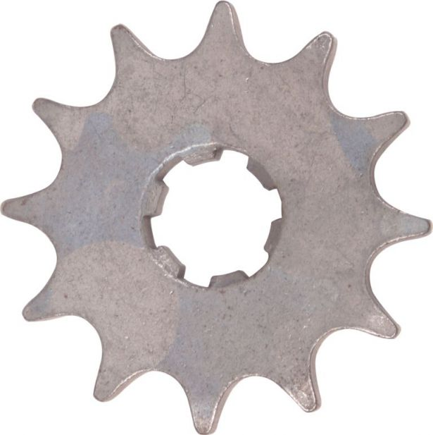 Sprocket - Front, 12 Tooth, 428 Chain, 17mm Hole
