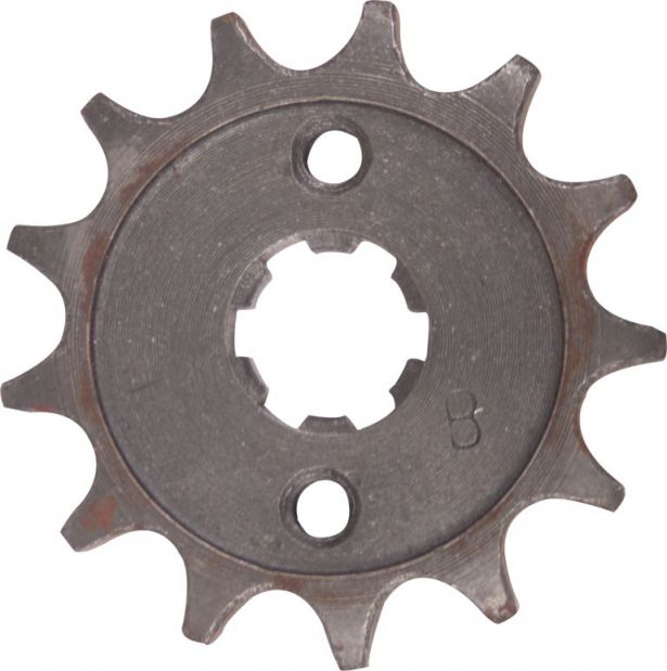 Sprocket - Front, 13 Tooth, 428 Chain, 17mm Hole