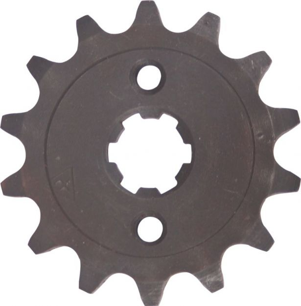 Sprocket - Front, 14 Tooth, 420 Chain, 17mm Hole