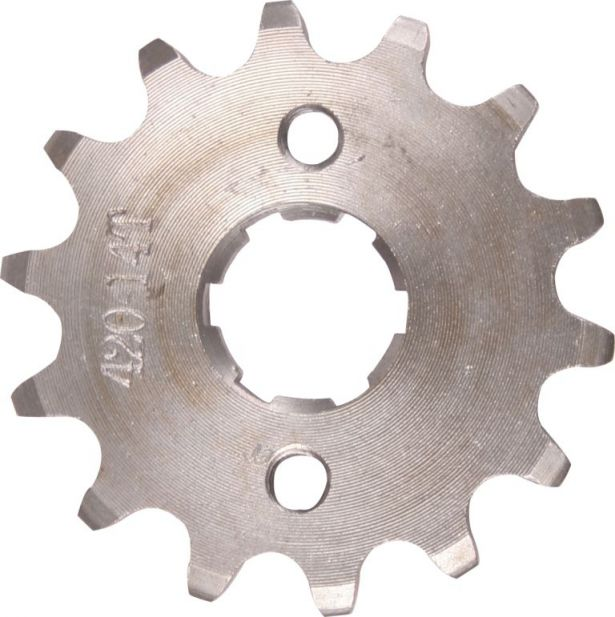 Sprocket - Front, 14 Tooth, 420 Chain, 20mm Hole