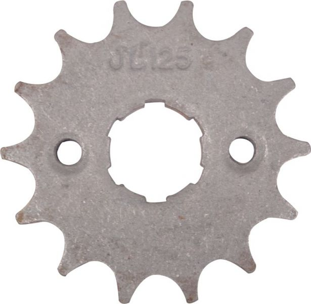 Sprocket - Front, 14 Tooth, 428 Chain, 20mm Hole