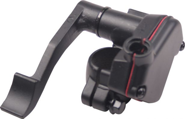 Throttle Lever - Thumb Throttle,  50cc to 250cc,  ATV