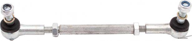 Tie Rods - 80mm, 2pc Set