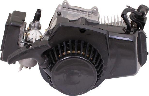 Complete Engine - 49cc Air Cooled, A2 Mini Bike