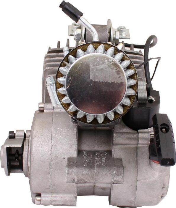 Complete Engine - 39cc, Air Cooled, Mini Bike